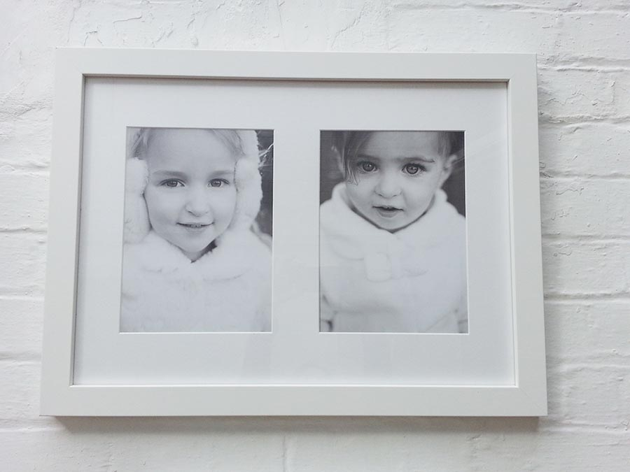 Framed Portrait at Kelliejo Photography's Studio