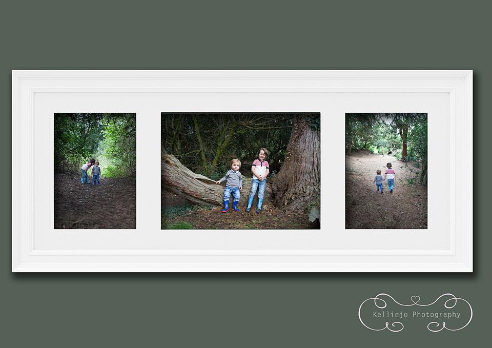 Jackson & Beau by Kelliejo Photography Frame..