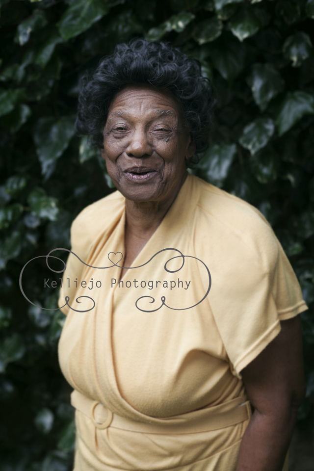 Great Grandma by Cheshire Photographer Kelliejo Photography..