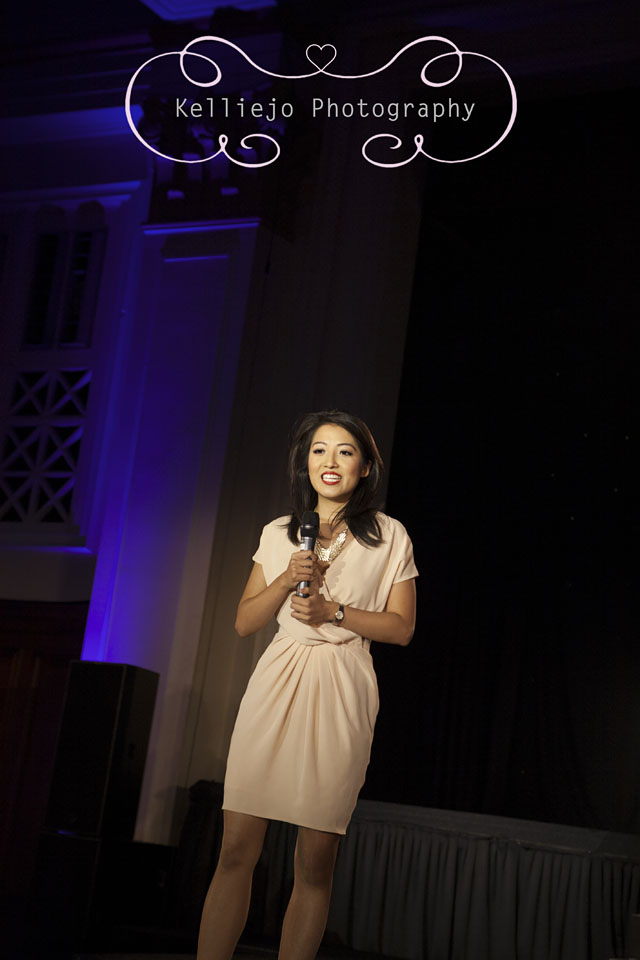Susan Ma at Ladies Lunch at The Palace Hotel in Manchester by Kelliejo Photography