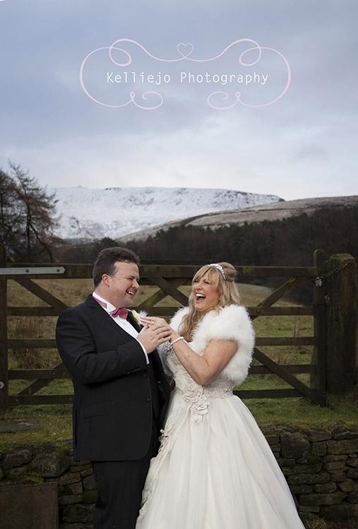 Cheshire & Manchester Wedding Photographer Upper House Hayfield 19