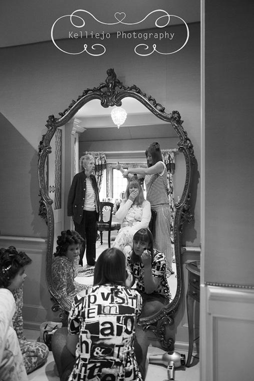 Cheshire & Manchester Wedding Photographer Upper House Hayfield 2