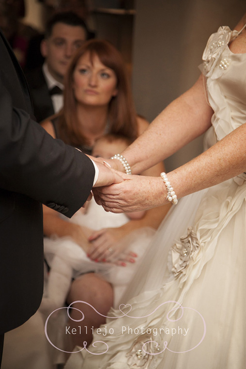 Cheshire Wedding Photographer Upper House Hayfield Weddings ceremony