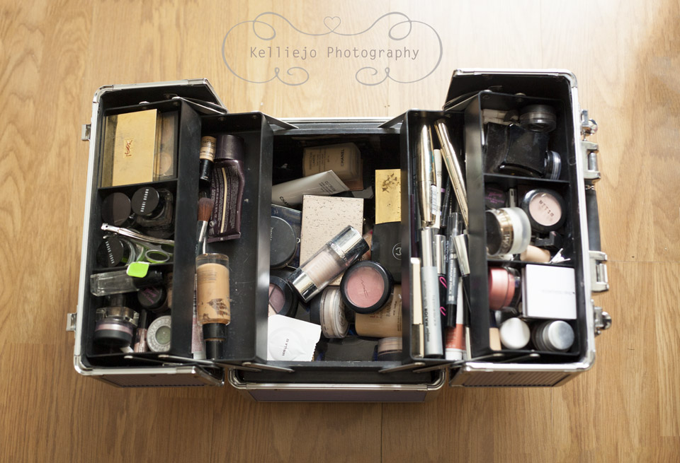 Lisa Simms prom makeup box Cheshire