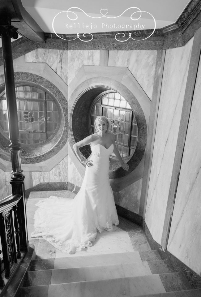 Dawn & Gaz's wedding reception at The Palace Hotel in Manchester