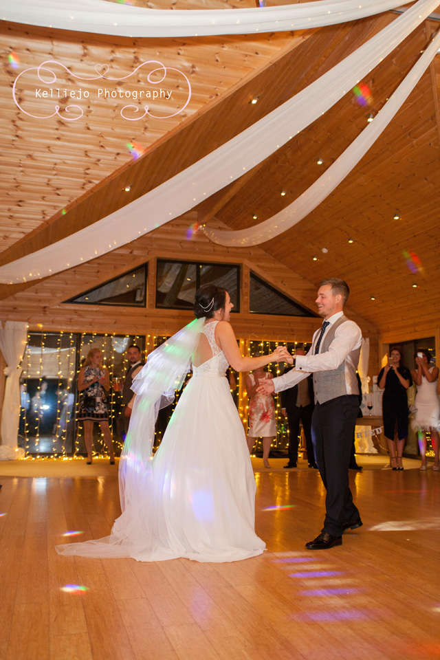 Styal Lodge wedding photography the first dance.