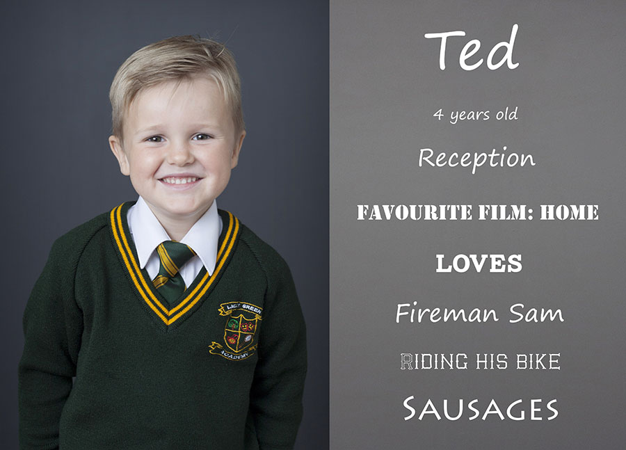 Ted Loves by Cheshire School Photographer Kelliejo Photography web