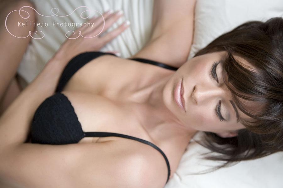 Natalie's boudoir photoshoot